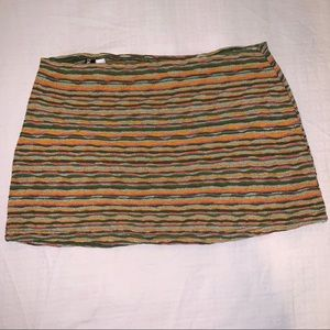 MISSONI SKIRT SWIM COVER UP SIZE IT 44